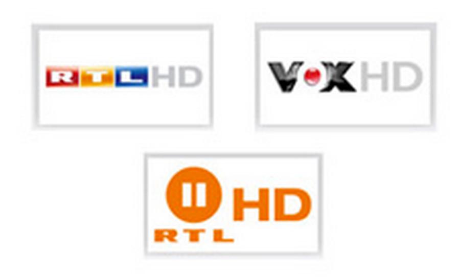 Nieuwe Duitse HD-zenders bij SKV: RTL HD, RTL 2 HD en VOX HD