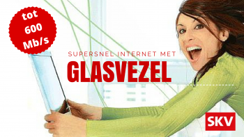 Snel internet via glasvezel