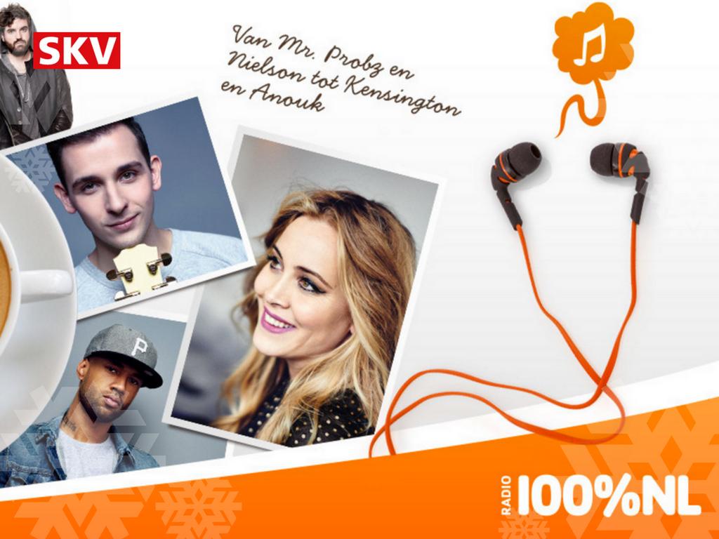 100% NL – TV beschikbaar bij SKV