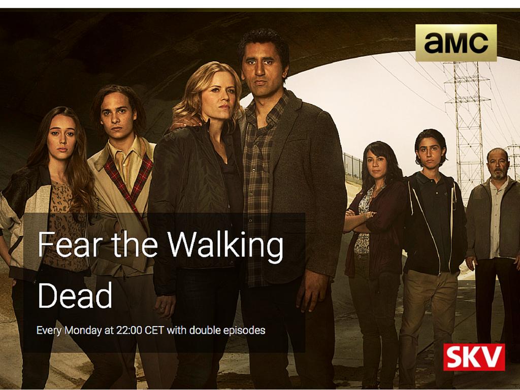 AMC vervangt Syfy bij SKV. Nieuwe zender heeft topseries en films in aanbod