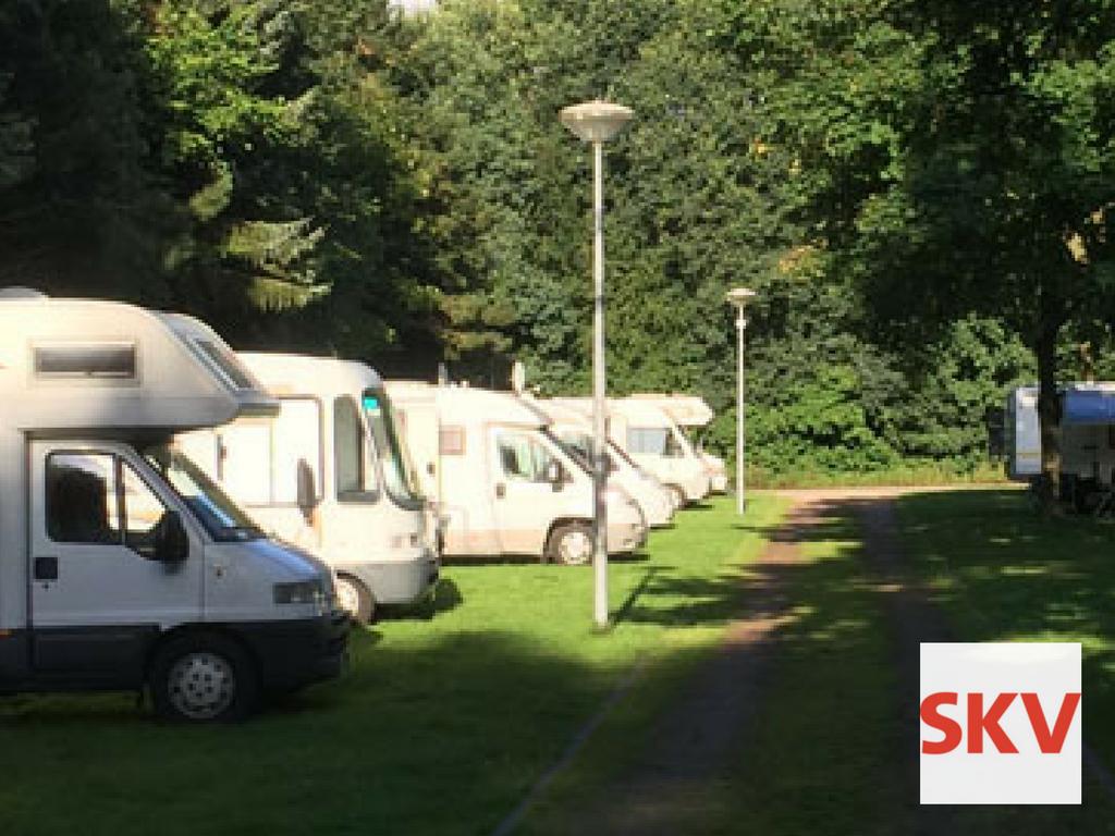Camper Camping Borgerswold in Veendam heeft nu supersnel WiFi van SKV