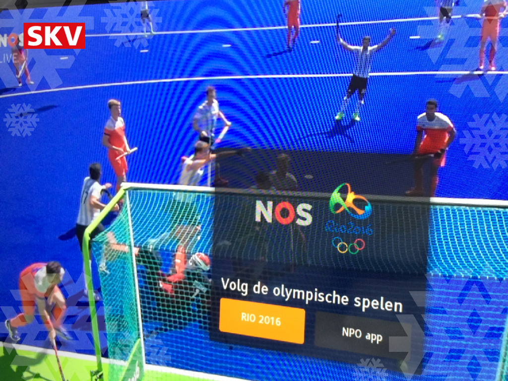 Met HbbTV interactief tv kijken naar jouw sport op Olympische Spelen