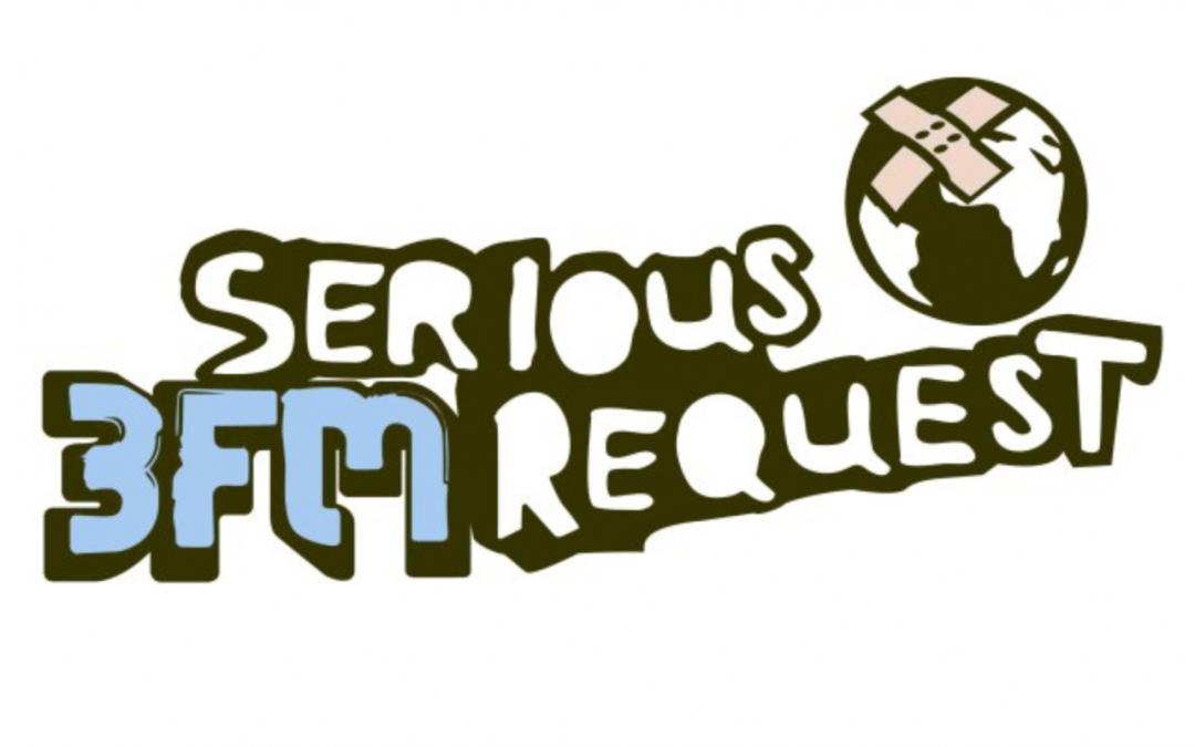 Serious Request en Top2000 2017