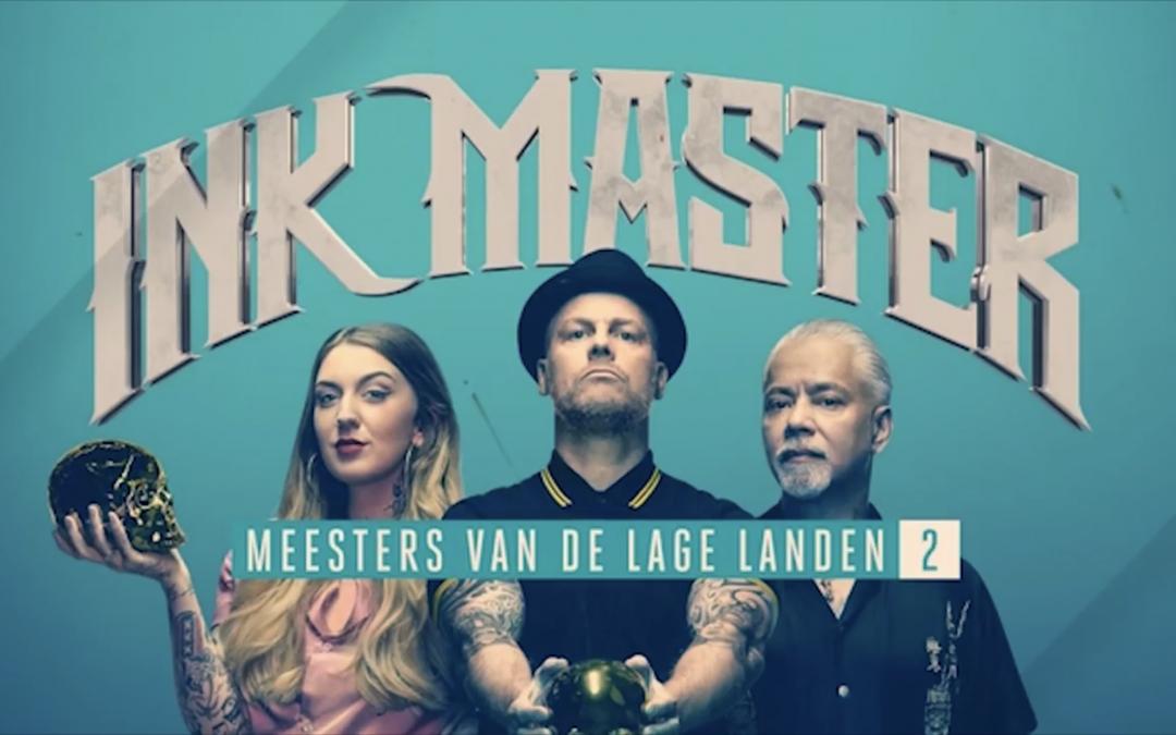 Win een Spike Goodiebag als kijker van de tattooshow Ink Master