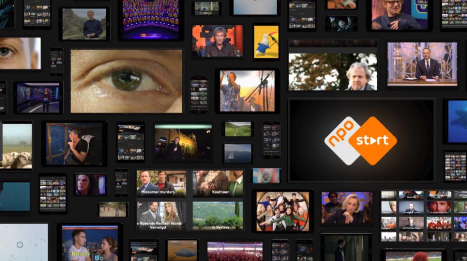 NPO app Start – voorheen Uitzending Gemist – legt niet langer kijkgedrag van kijkers automatisch vast