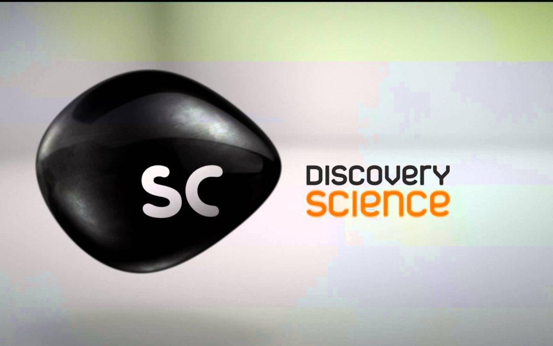 Discovery Science zender van de maand april bij SKV op kanaal 999