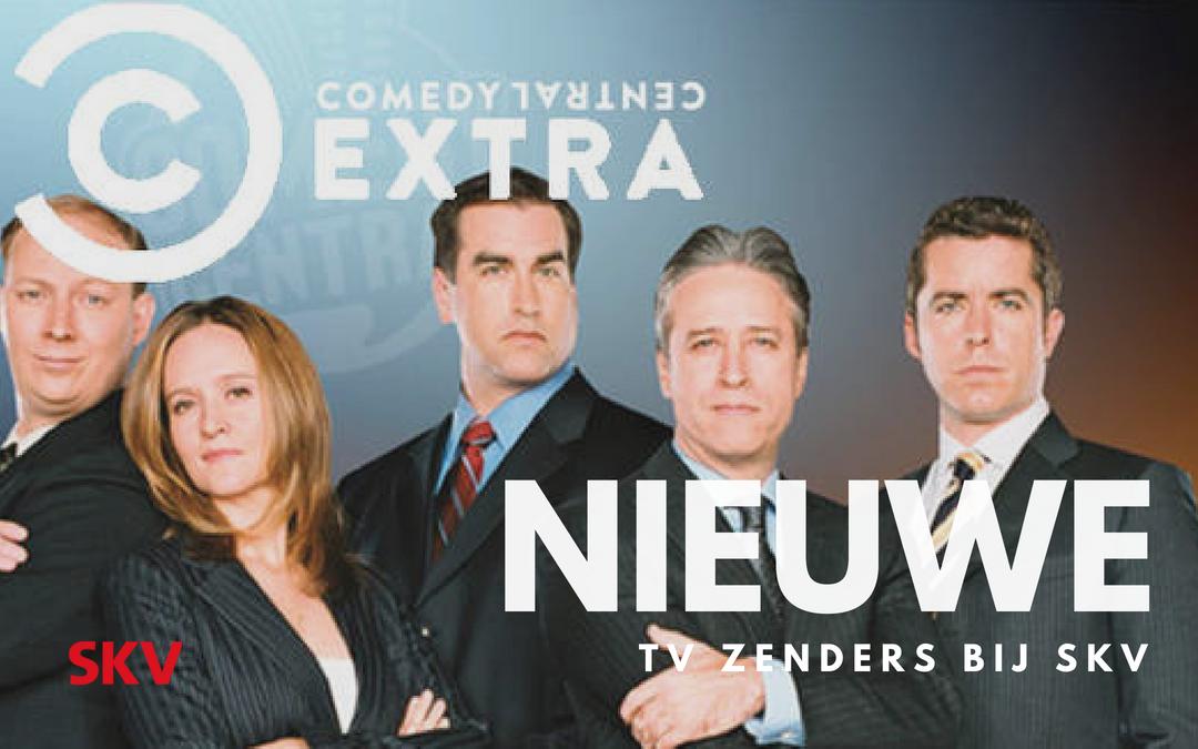 Met ingang van 1 september 6 nieuwe tv-zenders bij SKV