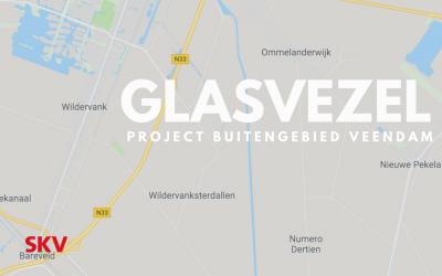 SKV onderzoekt samen met gemeente Veendam aanleg glasvezel in buitengebied