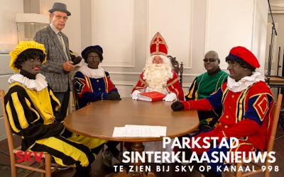 Parkstad Sinterklaasnieuws te zien bij SKV op kanaal 998
