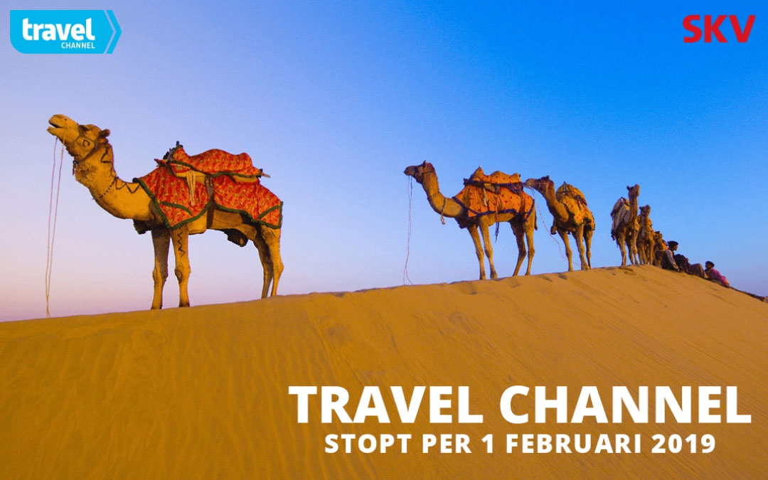 Travel Channel stopt per 1 februari 2019 in Benelux