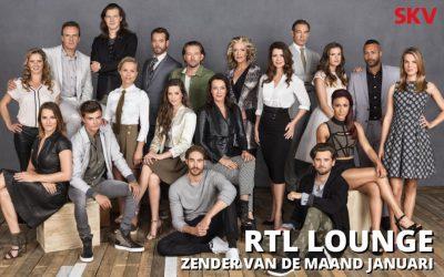 RTL Lounge zender van de maand januari 2019 op kanaal 999