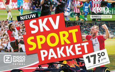 NIEUW – SKV Sportpakket