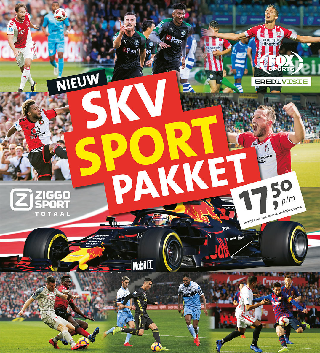SKV Sportpakket