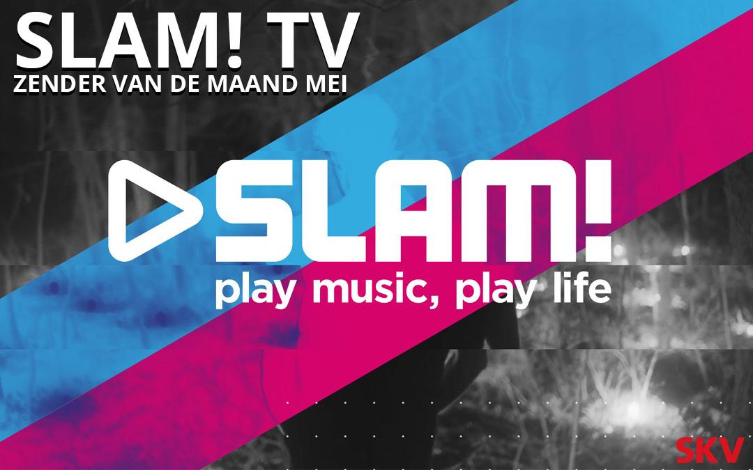 SLAM! TV zender van de maand mei 2019 op kanaal 999