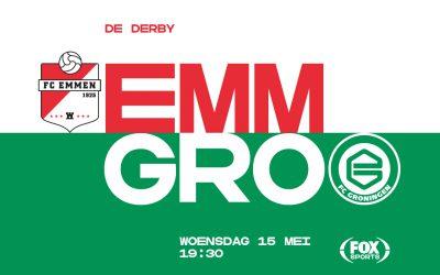 Win 2 kaarten voor FC Emmen – FC Groningen