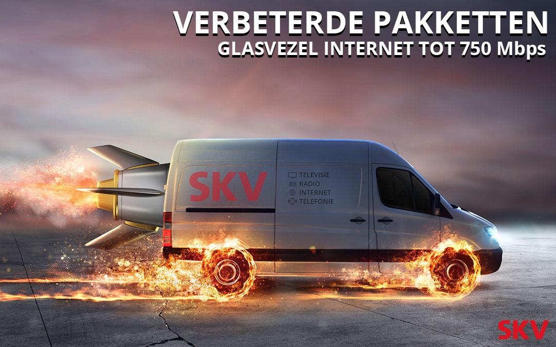 SKV introduceert verbeterde pakketten!