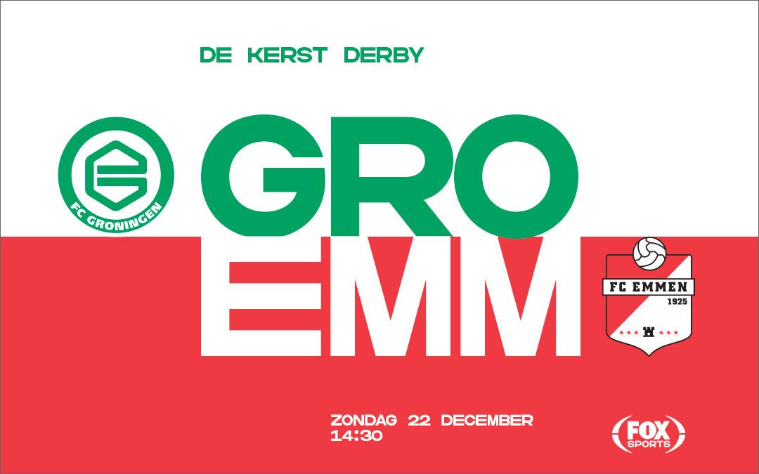 SKV Groningen - Emmen actie 2019