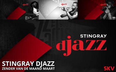 Stingray DJAZZ HD zender van de maand maart 2020 op kanaal 999