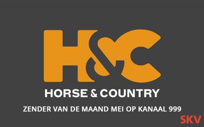 Horse & Country TV zender van de maand mei 2020 op kanaal 999