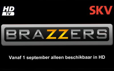 Brazzers TV upgrade van SD naar HD