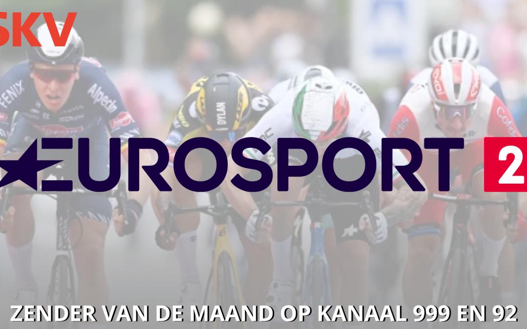 Eurosport 2 zender van de maand juni 2021